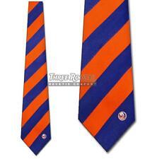 Islanders Ties New York Islanders Neckties Mens Licensed Hockey Neck Tie NWT