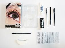 Refectocil Eyelash Eyebrow BeautyLash Tint Kit - BLACK + FREE 3x Mascara Wands