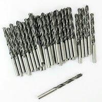 50 Bbw 0.8cm (7.9mm) HSS Punte Per Metallo, Legno & Pvc. Fatto IN Germania