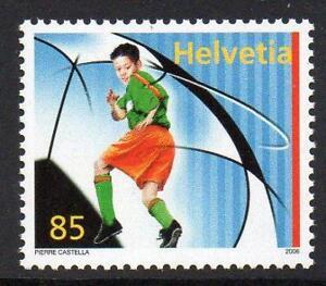 SWITZERLAND MNH 2006 SG1681 European Football Championships