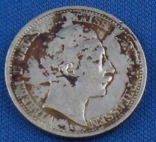 2 Mark Münze Silber 1902 A