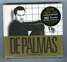 BOX CD + DVD (NEUF) GERALD DE PALMAS UN HOMME SANS RACINES(EDITION LIMITEE)