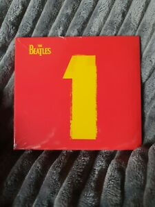 1 [Audio CD] The Beatles - new and sealed