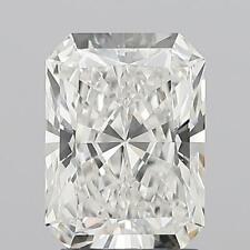 2 Ct Radiant Cut IGI Certified Lab Grown CVD Diamond G Color VS1 Clarity