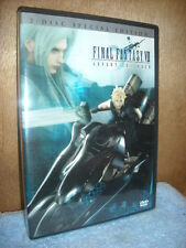 Final Fantasy VII: Advent Children (DVD, 2007, 2-Disc Limited Edition Collect...