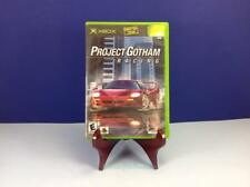 Project Gotham Racing Complete Tested Xbox