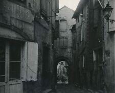 MILLAU c. 1900-20 -  Vieilles Maisons  Rue du Voultre Aveyron Div 7208