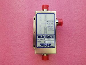 EAGLE Return Loss Bridge RLB150x3 ( Option N3D at 5-1300 MHz )