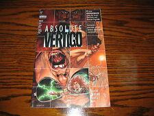 Absolute Vertigo Preview - 1st App Preacher! Glossy Fn 1995