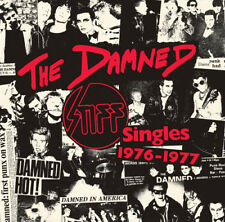 The Damned : Stiff Singles 1976-1977 VINYL (2018) ***NEW***