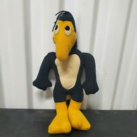 VTG Heckle And Jeckle Mynah Magpie Crow Bird Plush  Mighty Star 12""