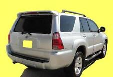 Fits 03-09 Toyota 4-Runner NEW OE Factory Style Painted Spoiler Wing Black 202