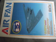 $$s Revue Air Fan N°199 Special B-2  Mourget  Cazaux  67th Fighter Squadron