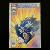 Sonic The Hedgehog #135 Archie Comic NEAR MINT
