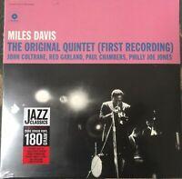 Davis- Miles/Coltrane- John/Garland- Red/Chambers- (New Vinyl)