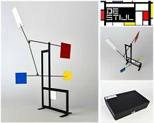 STABILE MOBILE DE STIJL MONDRIAN MID CENTURY ART SCULPTURE 50'S 1950 KINETIC