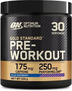 Optimum Nutrition Gold Standard Pre-Workout - 330 g Dose (6,94 EUR/100 g)