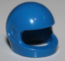 LeGo 2x Blue Standard Minifig Helmet Head Gear NEW