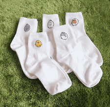 Molang Womens Cute Casual Soft Warm Comfortable Socks US 5-8 Size 5 Pairs #2