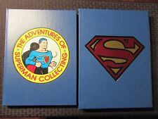 1988 The Adventures of SUPERMAN Collection HC w/ Slipcase NM/VF+ #964/2500