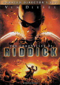 THE CHRONICLES OF RIDDICK (WIDESCREEN UNRATED DIRECTOR'S CUT) (DVD)