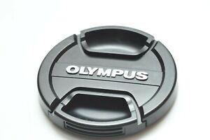 Genuine OLYMPUS OEM LC-62B 62mm Lens Cap for m.Zuiko Lens