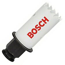 "Bosch 25mm 1"" Quick Release Power Change Holesaw Hole Saw Drill Bit Cutter"