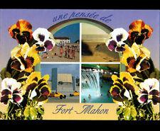 FORT-MAHON (80) CHAR à VOILE & AQUACLUB tres animé / PENSEE de ...