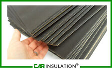12 Sheets Car Van Sound Deadening 6mm Insulation Closed Cell Foam Self Adhesive