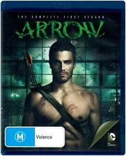 """ARROW: Season 1"" Blu-ray, 4 Disc Set - Region [B] NEW"