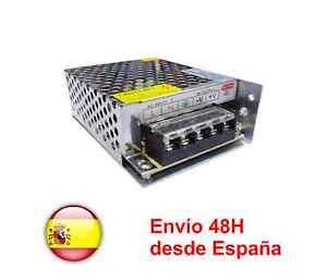Fuente Alimentacion -Alimentador-Transformador 24V 2A 50W