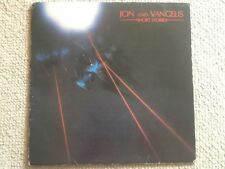 Jon And Vangelis ‎– Short Stories    Vinyl LP Album  1980  POLYDOR - POLD 5030
