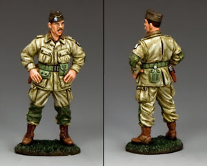 NEW! Colonel Robert F. Sink King and Country DD276 - 101st Airborne D-Day '44