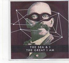 (FB639) The Sea & I, The Great I Am - 2014 DJ CD