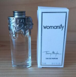 MINIATURE THIERRY MUGLER WOMANITY EDP 5 ml