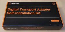 Xfinity Comcast DCI105COM1 Digital Transport Adapater Installation Kit Brand New