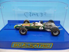 Scalextric C3206 Jim Clark Lotus, this is the factory finished car.