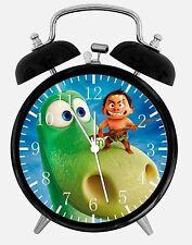 "Disney The Good Dinosaur Alarm Desk Clock 3.75"" Home Office Decor E89 Great Gift"
