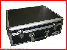 Multi Purpose Aluminum Camera Carry Case Tool and Equipment Black CANADA n USA