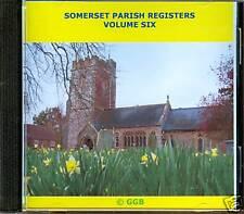 SOMERSET PARISH REGISTERS MARRIAGES VOLUME VI