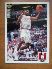 CARD NBA UPPER DECK COLLECTOR'S 1994  N. 235 TONY MASSENBURG CLIPPERS ( X4-7 )