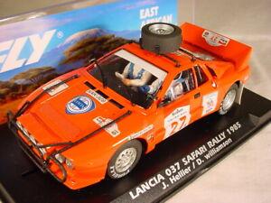 Fly Lancia 037 #27 Safari Rally 1985 FLY A2009 MB, 1/32 slot car