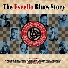 VARIOUS ARTISTS excello blues story DBCD ss UK American Blues Artist oop L@@K