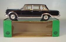 GAMA Mini-Mod 1/45 Nr. 972 Mercedes Benz 600 Limousine schwarz OVP #6392