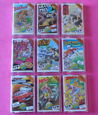 Amstrad CPC - COLLECTION of CODEMASTERS GAMES 464/664/6128