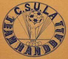 XS * thin vtg 80s 1984 Los Angeles OLYMPICS Handball t shirt * 32.152