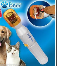 INCREDIBLE PET NAIL TRIMMER PEDI PAWS. A MUST FOR PET OWNER. NEW IN FACTORY BOX