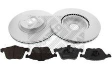 MAPCO Kit frenos freno de disco Delantero 47827HPS