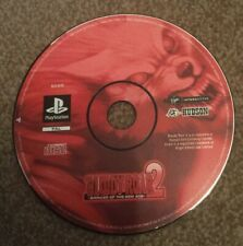 Bloody Roar 2 Sony Playstation 1 (PS1) Hudson PAL Version Disc Only