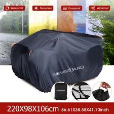 Xxl Atv Cover Waterproof 4 Wheel Rain Dust Heat Resistant All Weather Protection